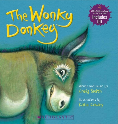 Wonky Donkey by Craig Smith image