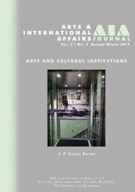 Arts and International Affairs by J.P. Singh