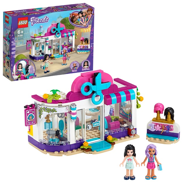 LEGO Friends: Heartlake City Hair Salon (41391)