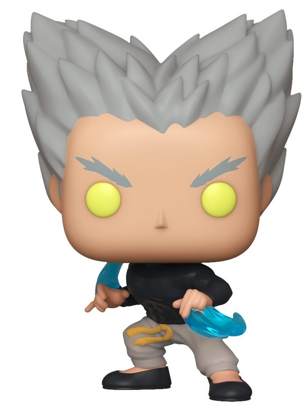 One Punch Man: Garou (Flowing Water/Translucent Glow) - Pop! Vinyl Figure