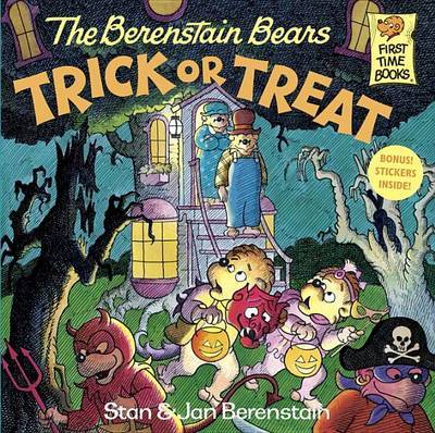 The Berenstain Bears Trick or Treat by Stan Berenstain image