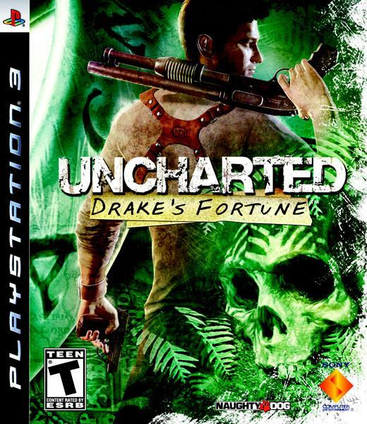 Uncharted: Drake's Fortune for PS3