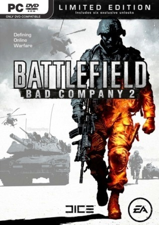 Battlefield: Bad Company 2 Limited Edition for PC Games