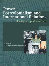 Power, Postcolonialism and International Relations image
