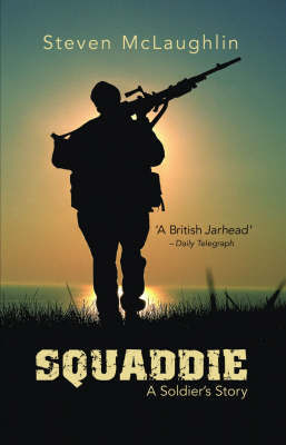 Squaddie by Steven McLaughlin image