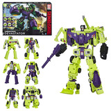 Transformers Combiner Wars: Devastator Figure Set