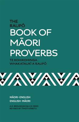 The Raupo Book of Maori Proverbs by A.E. Brougham image