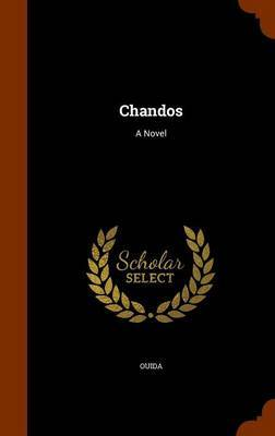 Chandos by Ouida image