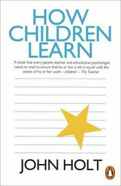 How Children Learn by John Holt image