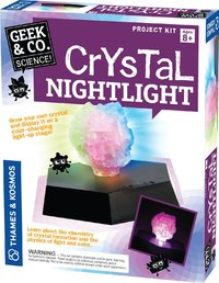 Geek & Co: Crystal Nightlight - Project Kit