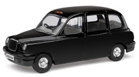 Corgi: Best of British: Taxi - Diecast Model image