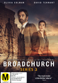 Broadchurch - The Complete Third Season on DVD
