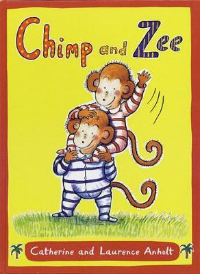 Chimp and Zee Big Book image