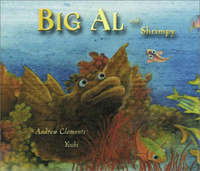 Big Al and Shrimpy by Andrew Clements image