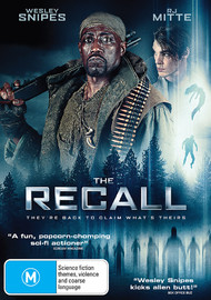The Recall on DVD