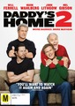 Daddy's Home 2 on DVD