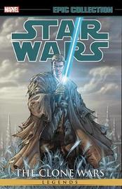 Star Wars Epic Collection: The Clone Wars Vol. 2 by Haden Blackman