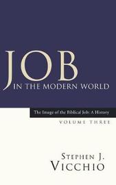 Job in the Modern World by Stephen J Vicchio image