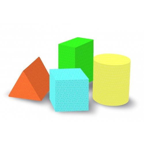 Sassi Junior: Good Morning Cube - Shape Sorting Box image