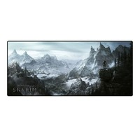 """Skyrim Oversize """"Valley"""" Mousepad for"""