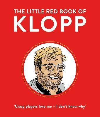 The Little Red Book of Klopp by Giles Elliott image