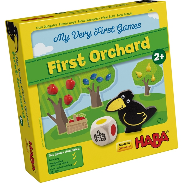 My Very First Games - My First Orchard