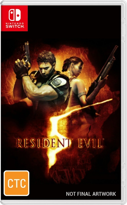 Resident Evil 5 for Switch