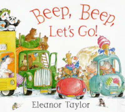 Beep Beep, Let's Go! by Eleanor Taylor image