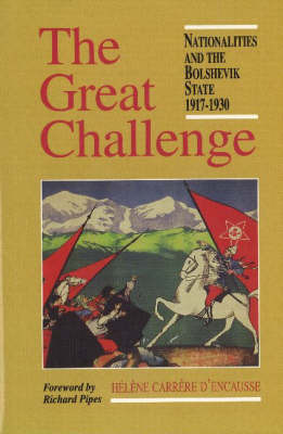 The Great Challenge by Helene Carrere D'Encausse