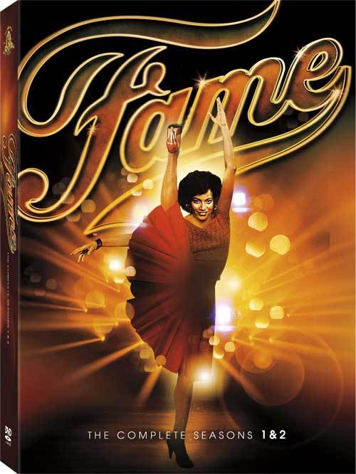 Fame - Season 1 & 2 on DVD