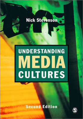 Understanding Media Cultures by Nicholas Stevenson image