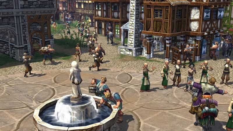 The Settlers: Rise of an Empire for PC Games image