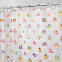 Interdesign Shower Curtain - Owlz