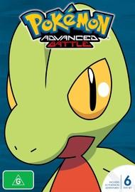 Pokemon - Season 8: Advanced Battle (New Packaging) DVD