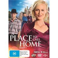 A Place to Call Home - Complete Season Three on DVD