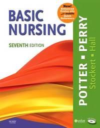Basic Nursing by Patricia A. Potter image