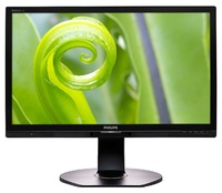 "21.5"" Philips P Line - 5ms Brilliance LED-Backlit LCD Monitor"