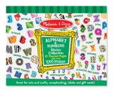 Melissa & Doug: Alphabet & Numbers Sticker Collection