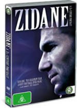 Zidane - A 21st Century Portrait on DVD