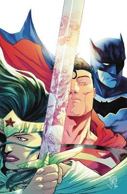 Trinity Vol. 1 Better Together (Rebirth) by Francis Manapul