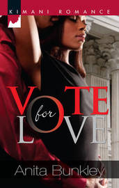 Vote for Love by Anita Bunkley image