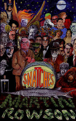 Snatches by Martin Rowson