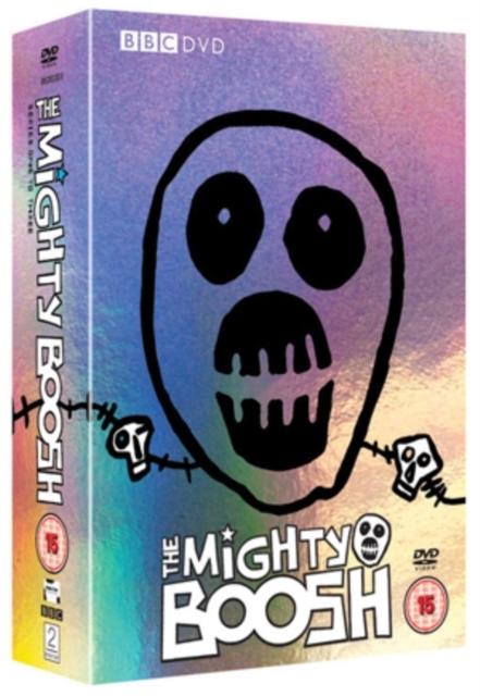 Mighty Boosh Series 1-3 Box Set DVD on DVD