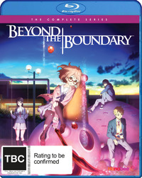 Beyond the Boundary: The Complete Series on Blu-ray