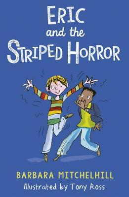 Eric and the Striped Horror by Barbara Mitchelhill image
