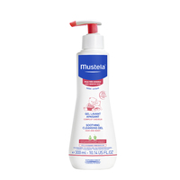 Mustela: Soothing Cleansing Gel - 300ml