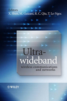 Ultra-Wideband Wireless Communications and Networks image
