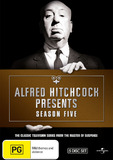 Alfred Hitchcock Presents - Season 5 on DVD