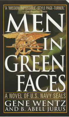 Men in Green Faces by Gene Wentz