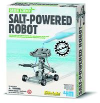 4M: Green Science Salt Water Power Robot